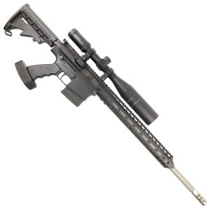 AR 6.5 Creedmoor LONGBOW Upper with M-LOK Handguard