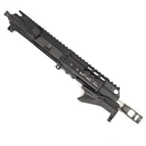 AR-15 Pistol Upper with Short KeyMod and Centurion Brake
