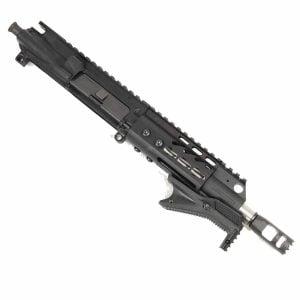 AR-15 Pistol Upper with Short KeyMod and Centurion Brake