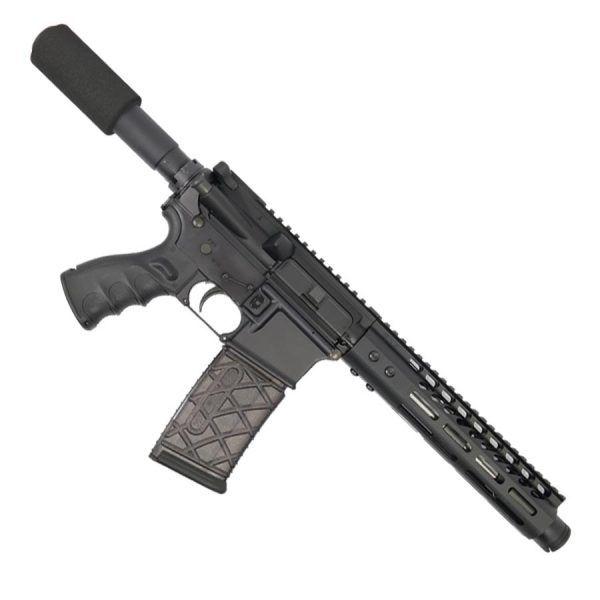 AR15 300 Blackout Pistol Upper M-Lok RIP Series on Lower