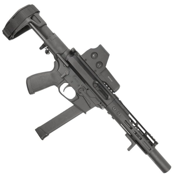 AR15 7 Inch Free Float M-LOK Custom MOD LITE Handguard Complete 9 UPPER