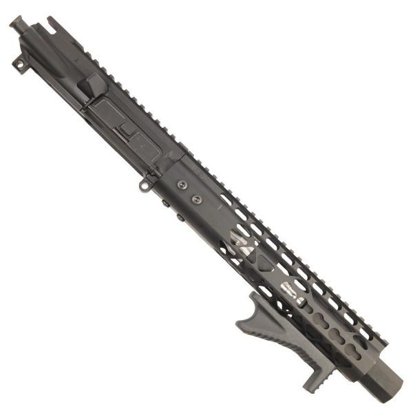 "AR 15 Pistol Upper 5.56 10"" KeyMod Air Lite Blaster series Version 1"