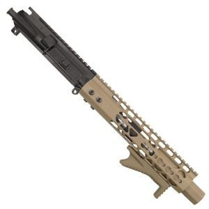 "AR 15 Pistol Upper 5.56 10"" KeyMod Air Lite Blaster series Version 4"