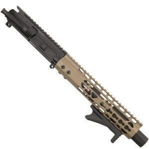 "AR 15 Pistol Upper 5.56 10"" KeyMod Air Lite Blaster series Version 3"