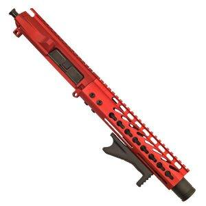 "AR-15 Pistol Upper 5.56 ""Dirty Devil"" RIP Series"