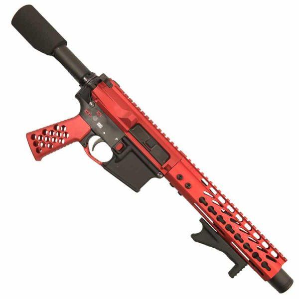 """AR-15 Pistol Upper 5.56 """"Dirty Devil"""" RIP Series"""