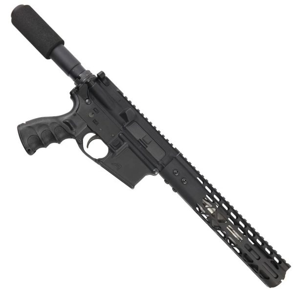 AR-15 Pistol Upper 5.56 10 inch M-Lok Slim Profile RIP Series Air Lite