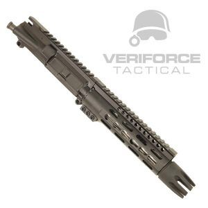 Custom AR-15 Pistol Upper 5.56 Spike Front in Beast Series