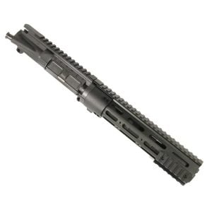 AR-15 Pistol Upper 5.56 10″ Slim Profile RIP Series Black