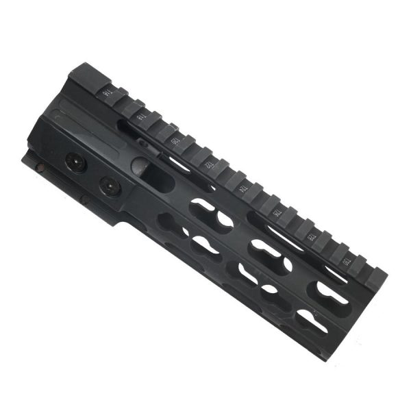 "AR-15 KeyMod 7"" Free Float System Lightweight Series"