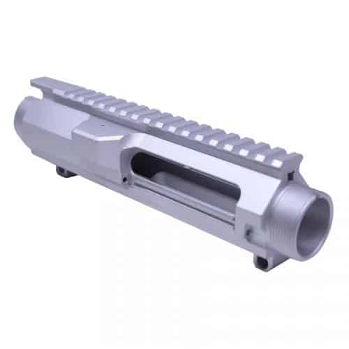 AR-15 .308 Cal. Stripped Billet Upper Receiver Raw