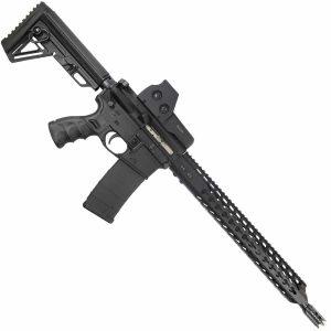 AR15 5.56 Custom Warhead Upper Receiver