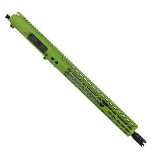 AR-15 5.56 Rifle Upper Undead Zombie Green Series