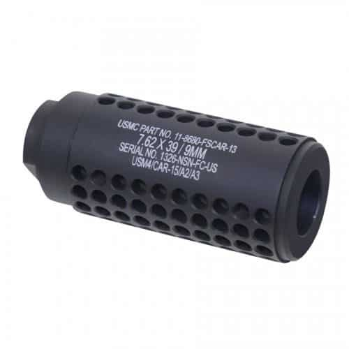 AR15 9MM Micro Socom Fake Suppressor