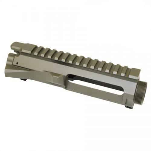 AR-15 Stripped Billet Upper Receiver in OD Green