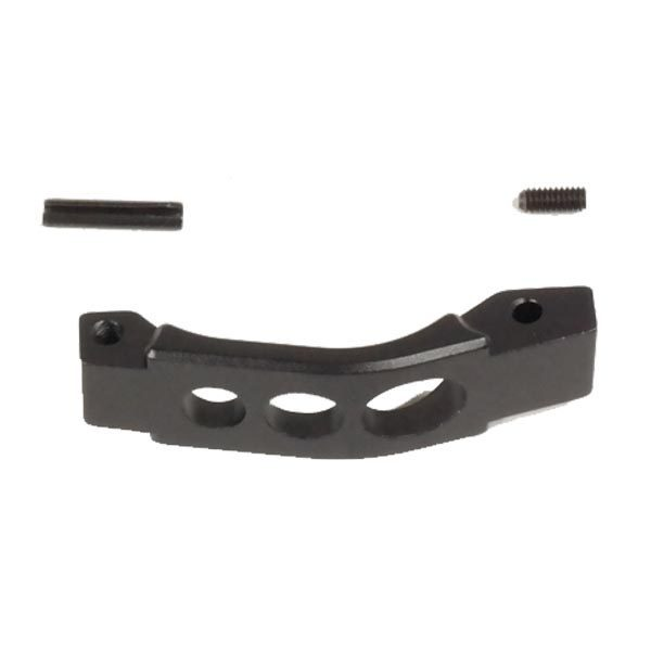 AR-15 Extended Trigger Guard on lower