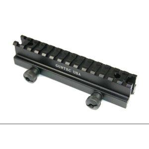One Inch Flattop Riser Mount for AR-15