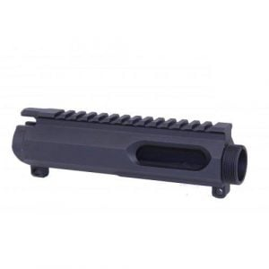 AR 9 Billet Upper Receiver 9mm AR-15 SIDE VIEW
