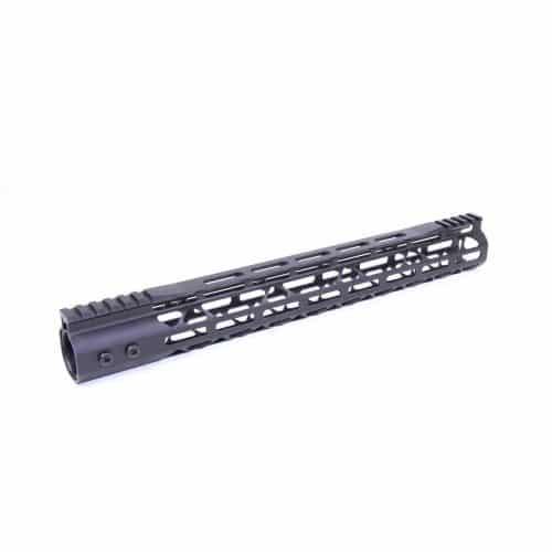 AR-15 15 inch Mod Lite Series M-LOK Handguard in Black | AR-15 Parts
