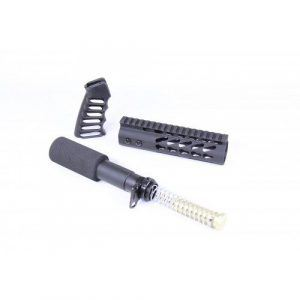 AR15 Pistol Furniture Kit