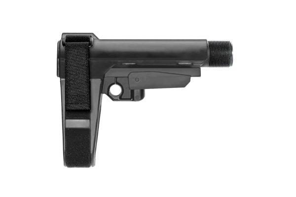 AR15 SB Tactical Mil-Spec Tube Pistol Stabilizing Brace SBA3
