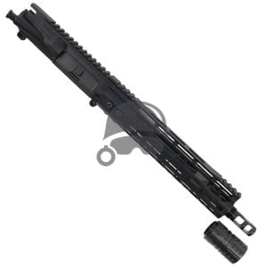 AR15 10.5 Inch Upper Assembly with 10 Inch M-LOK and MCBS GEN2