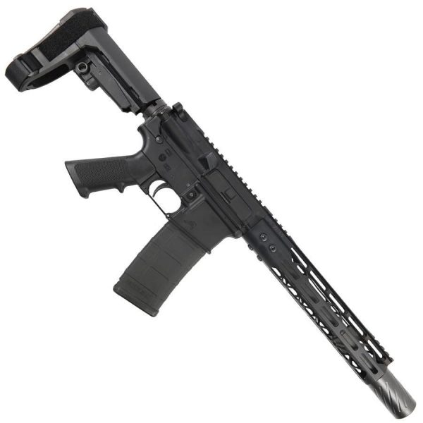 AR15 10.5 Inch Upper Assembly with 10 Inch M-LOK and MCBS