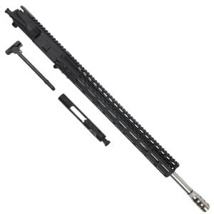 AR15 224 Valkyrie Complete Upper Receiver With 16.5 Inch M-LOK Black