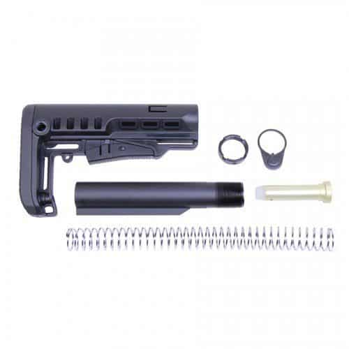 AR15 M.C.S 6 Position Stock With Buffer And Spring