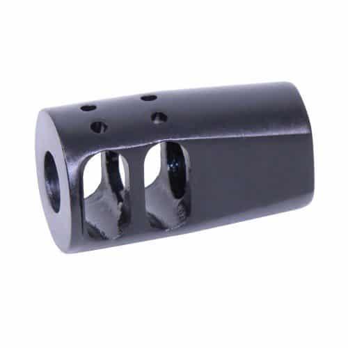 AR15 Steel 2 Port CQB Micro Compensator