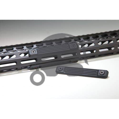 Aluminum Rail Panels Available In KeyMod Or M-LOK