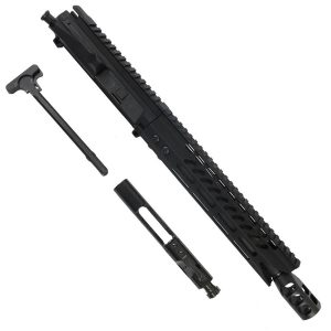 AR-15 7.62X39 10.5 Pistol Upper With M-LOK Shark Handguard and Tank Brake