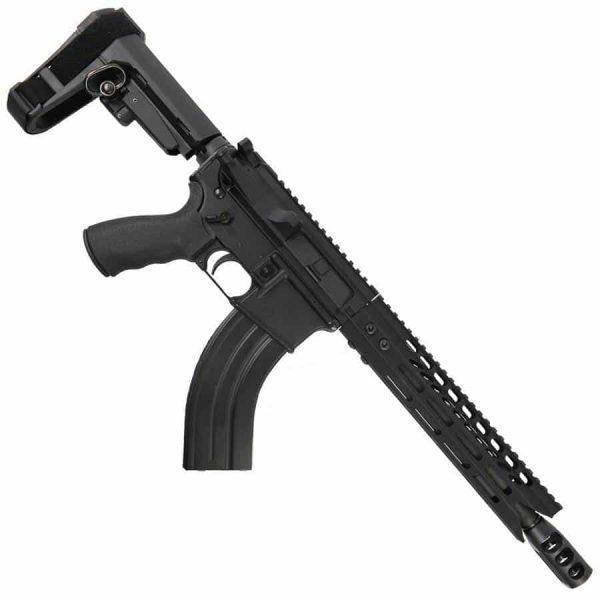 AR-15 7.62X39 10.5 Pistol Upper With M-LOK Shark Handguard and Tank Brake