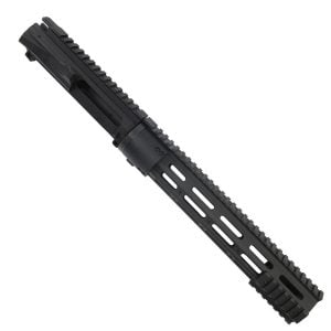 AR15 Upper And 12 Inch Modular Slim Profile Handguard Combo