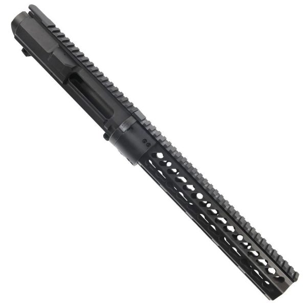 AR LR308 Upper Combo Kit With KeyMod Slim Profile Handguard