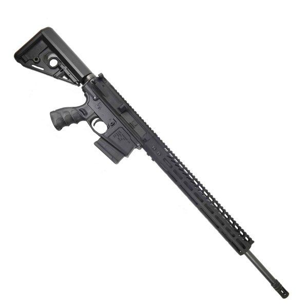 AR 6.5 Creedmoor Upper 15 inch Slim M-Lok Handguard Nitride Barrel