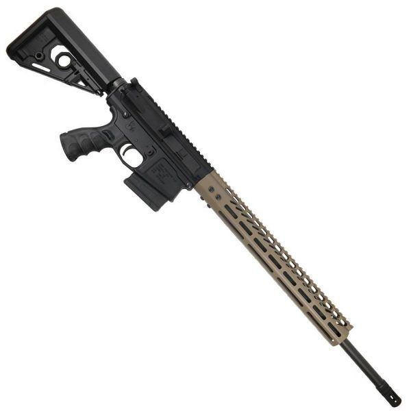AR 6.5 Creedmoor Upper 15 inch Slim M-Lok Handguard Nitride Barrel FDE