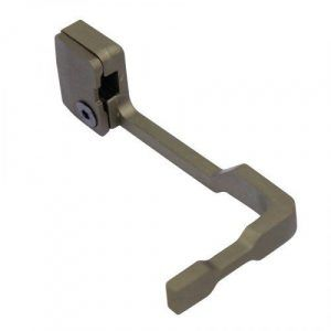 AR-15 Bolt Catch Release Lever OD Green