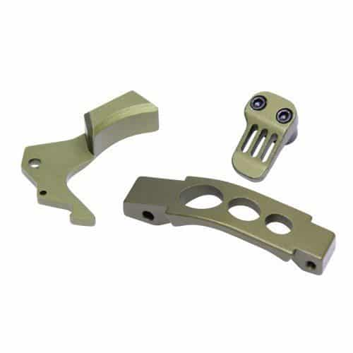 AR-15 Builders Upgrade Kit OD Green