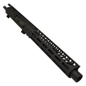 AR-308 LR308 .308 caliber Complete Pistol Upper Receiver RIP Series in Black