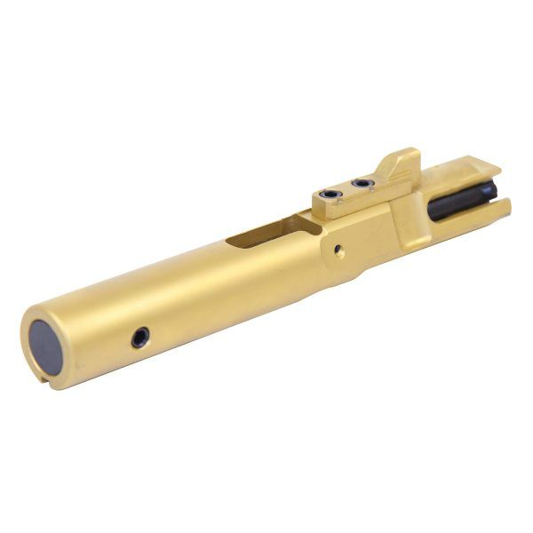 TiN Gold 9mm Bolt Carrier Group BCG