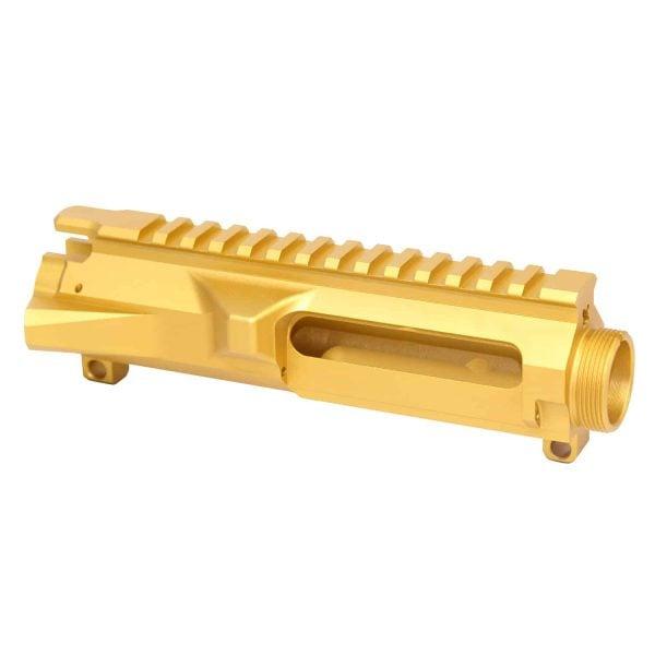 AR Gold Billet Stripped Upper Receiver for 5.56 .223 300 blackout